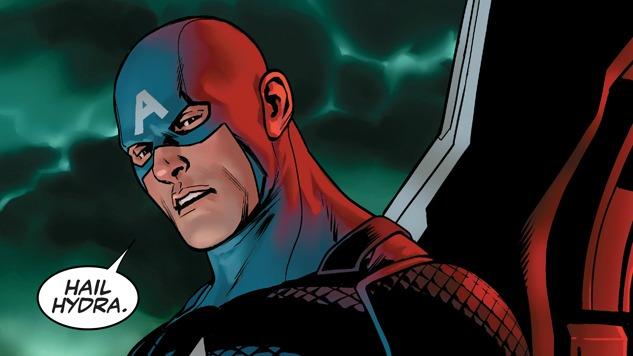 Updated: Marvel Backtracks on <i>Captain America</i> Revelation After Just One Issue