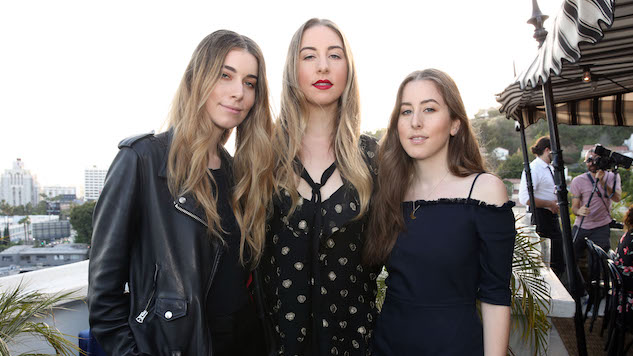 "Haim Share BloodPop® Remix of ""Little of Your Love"""