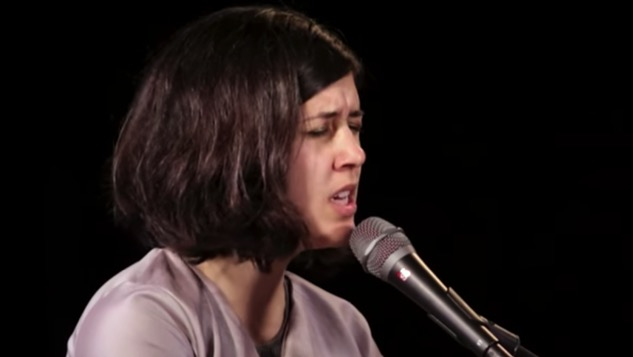 Watch Half Waif Perform Three Gorgeous <i>Lavender</i> Tracks Live From the Paste Studio
