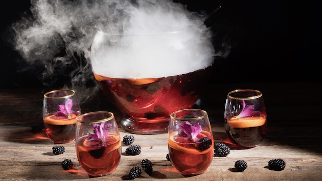 These Halloween Punch Recipes are Scary Delicious
