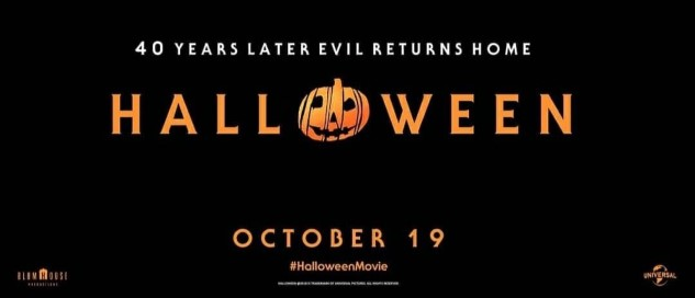 Halloween Movie Pumpkin 2018.Halloween 2018 Trailer