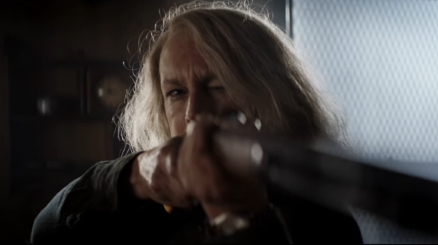 Jamie Lee Curtis Battles Michael Myers in the Final Trailer for <i>Halloween</i>