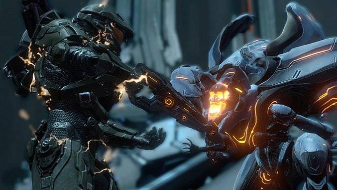 <i>Halo 5: Guardians</i> Single-Player Review: You Wore Your Halo Out