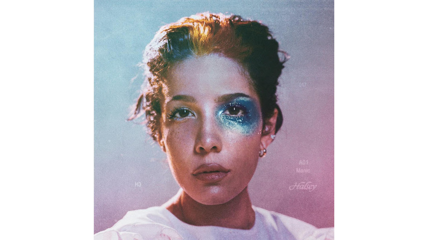 Halsey&#8217;s <i>Manic</i> is a Grand, Confounding Image of a Newly-Minted Star
