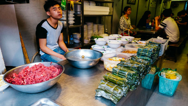Dining Guide to the Old Quarter of Hanoi, Vietnam