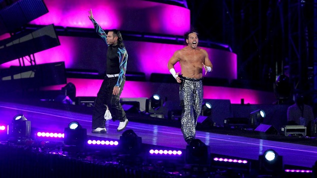 Watch Matt and Jeff Hardy Return to WWE at WrestleMania 33