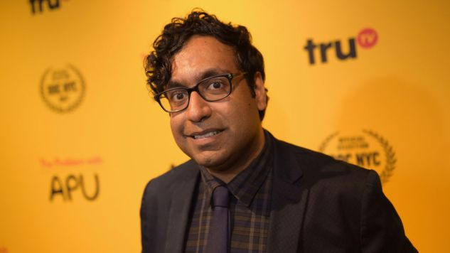 Hari Kondabolu Talks <i>The Problem With Apu</i>