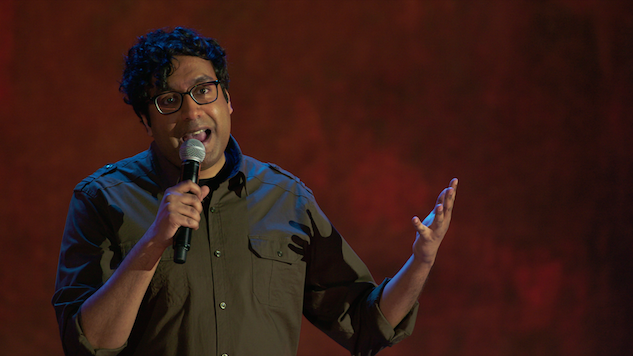In <i>Warn Your Relatives</i>, Hari Kondabolu Steps into the Spotlight and Nails It