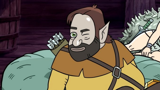 Dan Harmon&#8217;s Geek Trifecta: Comedy, Animation and Roleplaying Games Meet in <i>Harmonquest</i>