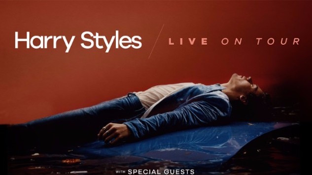 Harry Styles Announces New Tour Dates With Support from Warpaint, Leon Bridges, Kacey Musgraves