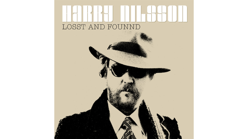 Harry Nilsson Serenades Fans From Beyond the Grave on <i>Losst And Founnd</i>