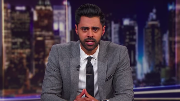 Goodbye for Now, Hasan Minhaj: Watch the Comedian's Final <i>Daily Show</i> Appearance