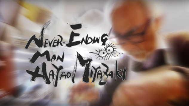 Hayao Miyazaki Documentary <i>Never-Ending Man</i> to Debut in U.S. Theaters this December