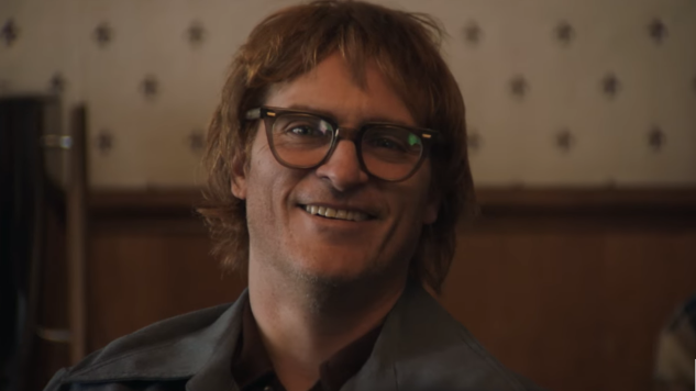 Joaquin Phoenix as Portland cartoonist John Callahan in new trailer for biopic