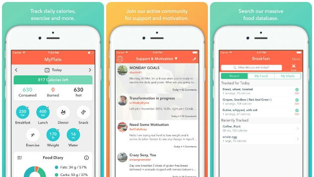The 10 Best Apps To Help You Eat Healthy And Lose Weight Tech
