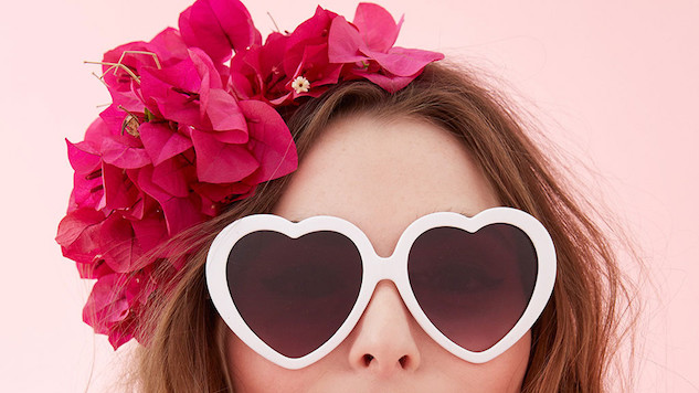 Show Your Love for Summer in These Heart-Shaped Sunnies