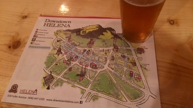 Small Beer Town: Helena, Montana