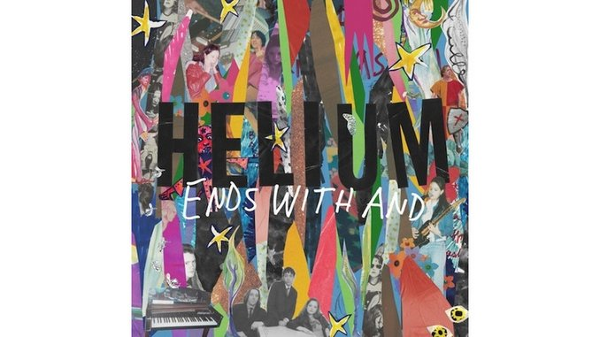 Helium: <i>The Dirt Of Luck</i>/<i>The Magic City</i> + <i>No Guitars</i> reissues/<i>Ends With And</i> Review