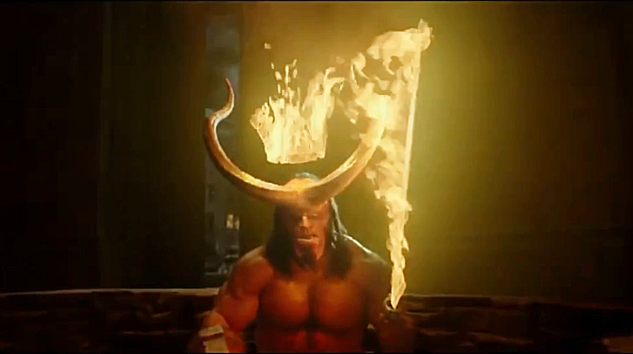 The First <i>Hellboy</i> Trailer Has Leaked a Day Early