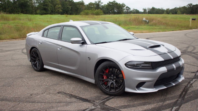 The Existential Experience Of Driving The 2016 Dodge Charger Hellcat SRT