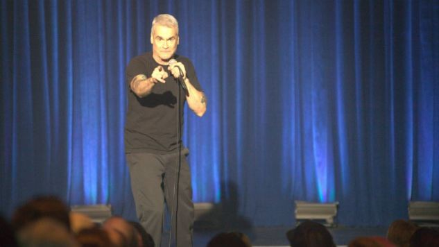 Take a Look at Henry Rollins Doing Stand-up