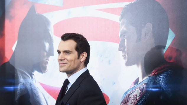 Henry Cavill Reportedly Out as Superman in DC Extended Universe