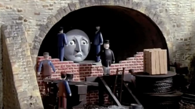 This <i>Thomas & Friends</i> Clip Is Terrifying and You Need To Watch It