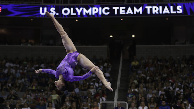 Laurie Hernandez, the 16-year-old Gymnastics Phenomenon, is Calm, Charismatic, and Ready for Rio