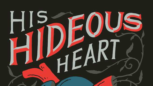 Exclusive Cover Reveal: Dahlia Adler's Poe-Inspired Anthology, <i>His Hideous Heart</i>