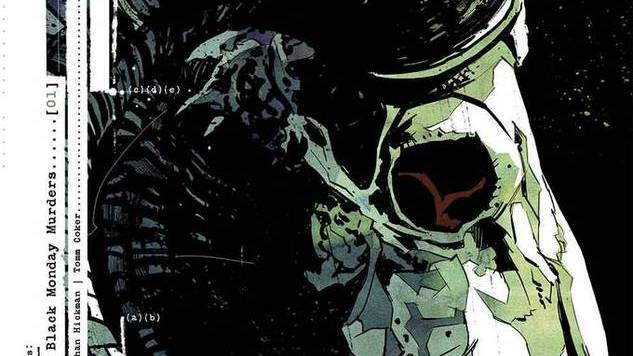 Wall Street Conjures Deadly Magic in <i>The Black Monday Murders</i>