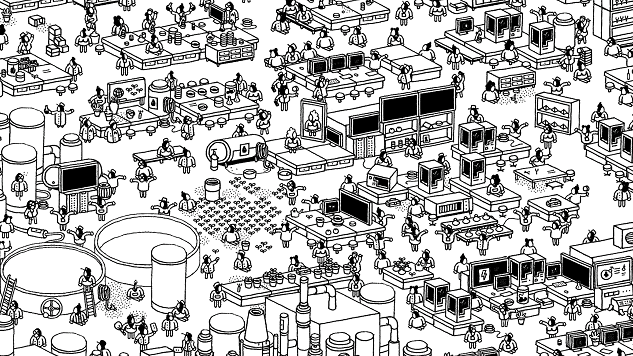 For <i>Hidden Folks</i> Designer Adriaan de Jongh, Games Are About People