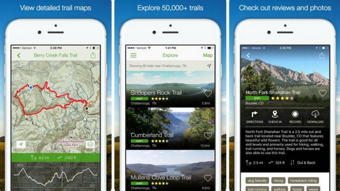 The 10 Best Hiking Apps for iOS