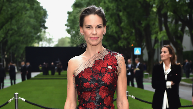 Hilary Swank Joins Cast Of Danny Boyle's FX Drama <i>Trust</i>