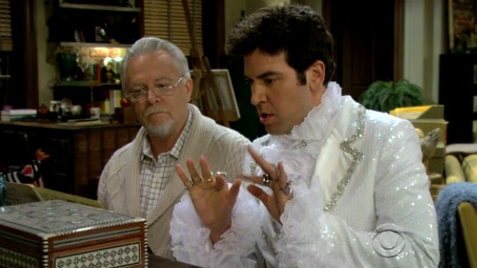 <i>How I Met Your Mother</i> Review: &#8220;The Rehearsal Dinner&#8221; (Episode 9.12)