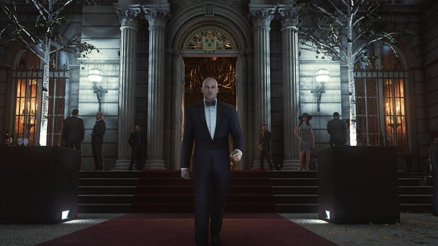 <i>Hitman</i>: The Accidental Agatha Christie Game