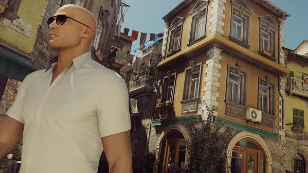 Intimacy is the Key to the Latest <i>Hitman</i> Game