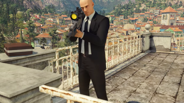 "Watch <i>Hitman 2</i>'s ""The World Is Yours"" Trailer"