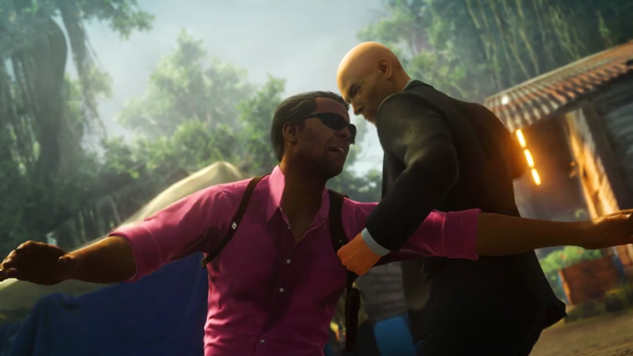 Explore a Beautiful but Deadly Colombian Jungle in New <i>Hitman 2</i> Trailer