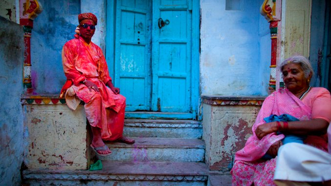 Hues of Holi: A Photo Tour of India's Famous Festival