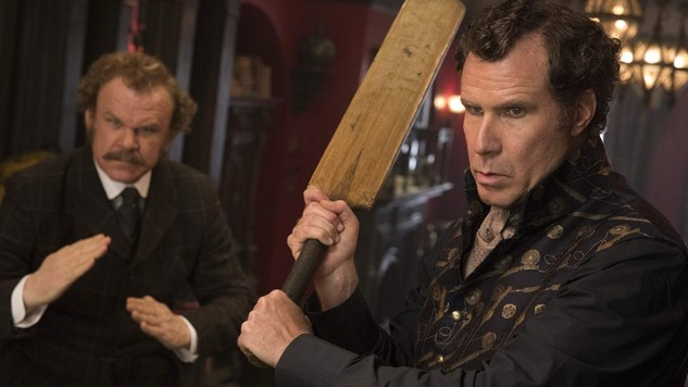 Netflix (For Once) Passed on the Chance to Buy a Movie When Offered the Critically Savaged <i>Holmes & Watson</i>