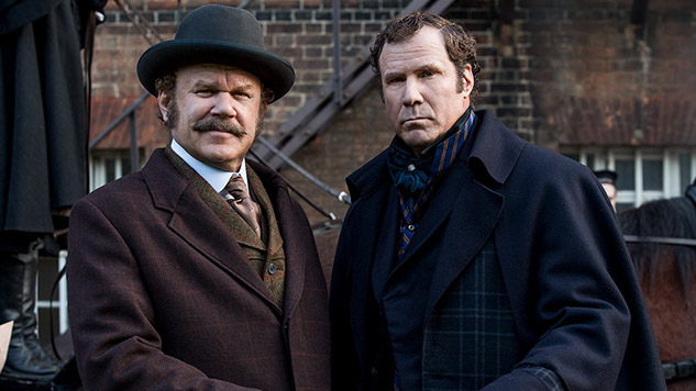 <i>Holmes & Watson</i>