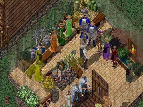 Home Decor Ultima Online
