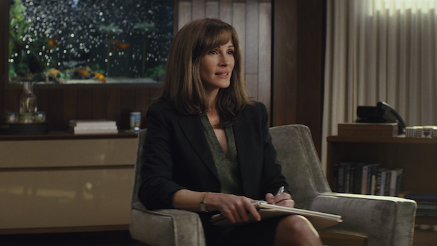 Here's Our First Look at Julia Roberts in Sam Esmail's Forthcoming Amazon Series, <i>Homecoming</i>