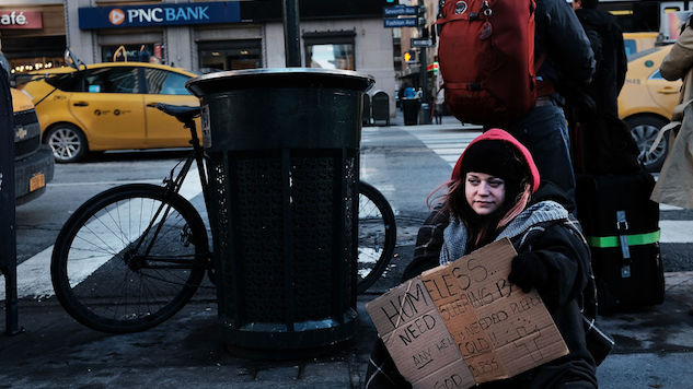 """U.N. Expert Says Income Inequality Is """"a Political Choice"""""""