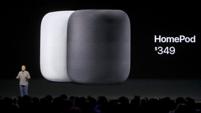 Is Apple's HomePod Too Little, Too Late, to Catch Amazon, Google and Sonos?