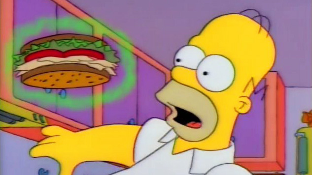 Cooking <i>The Simpsons</i>: Monkey's Paw Turkey Sandwich