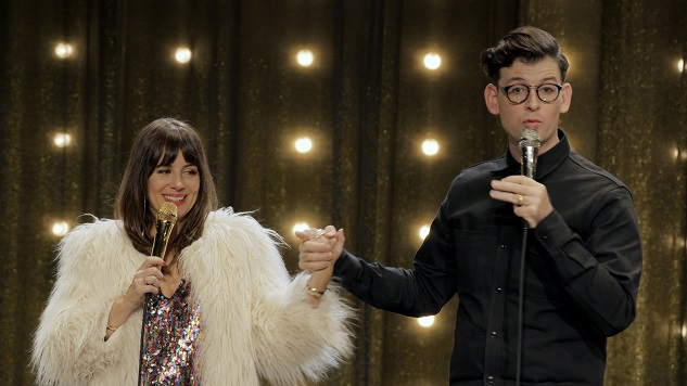 Natasha Leggero and Moshe Kasher Score on <i>The Honeymoon Stand Up Special</i>