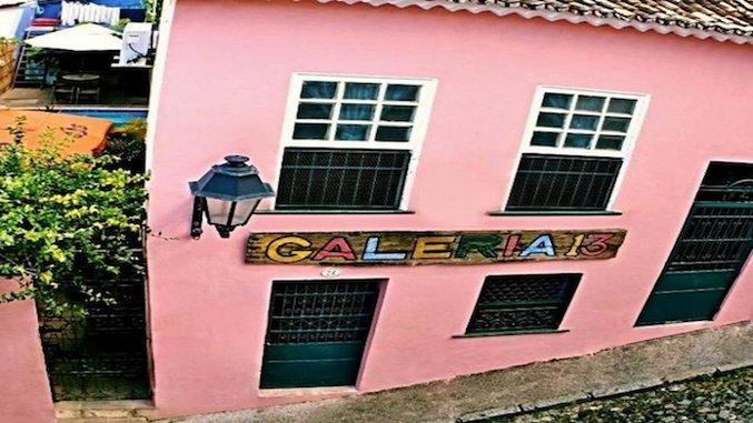 Hotel Intel: Hostel Galeria 13, Salvador de Bahia, Brazil