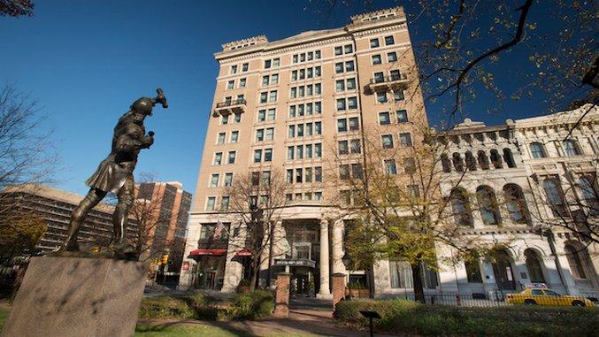 Hotel Intel: Kimpton Hotel Monaco Philadelphia