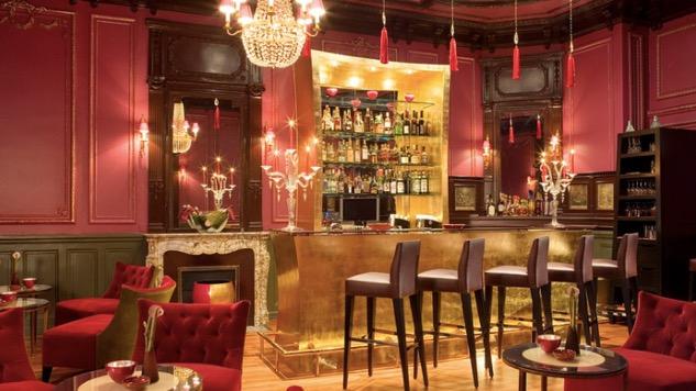 Barstool Europe: Hotel Mixing